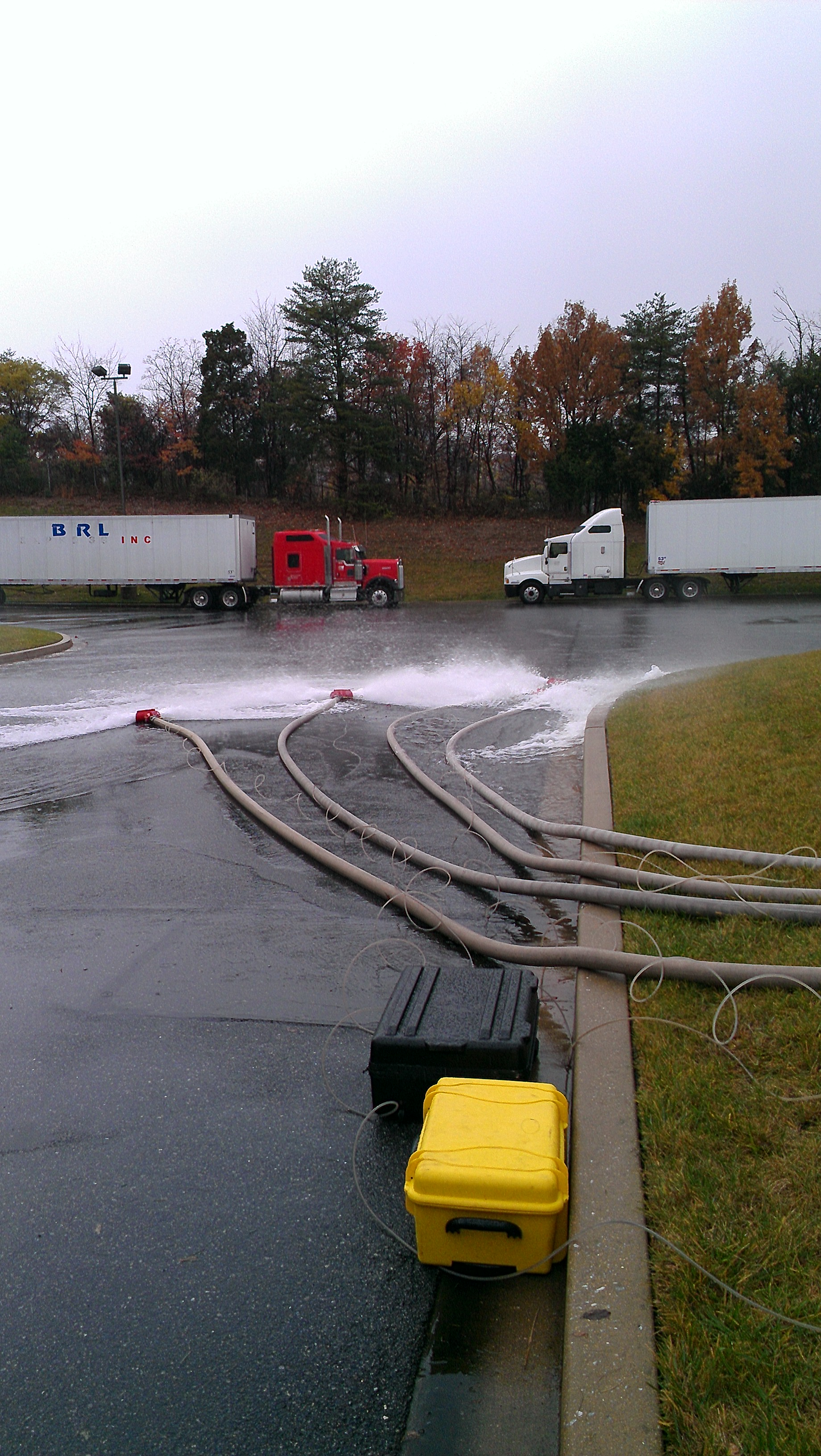 Fire Pump Test